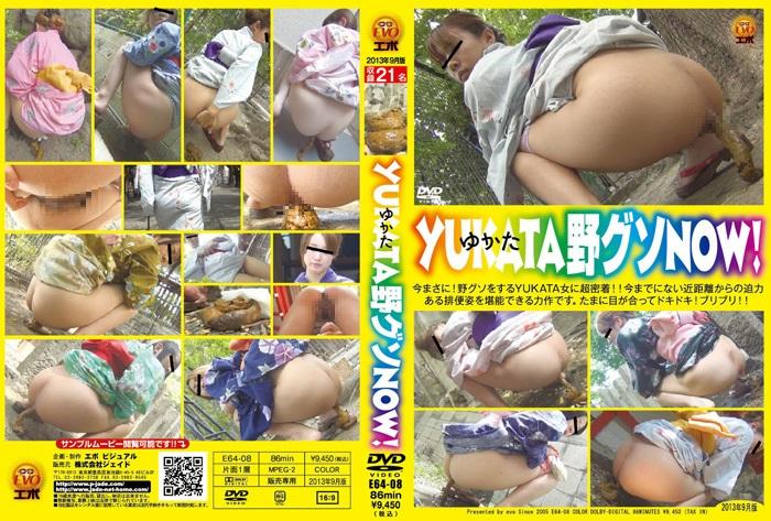 [E64-08] YUKATA野グソNOW! その他露出 86分 Exposure